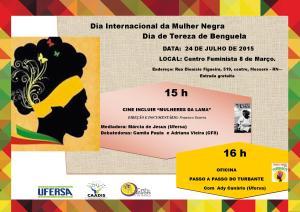 Divulgação Dia da Mulher Negra