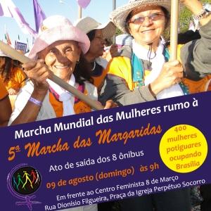 Cartaz ato Marcha das Margaridas4