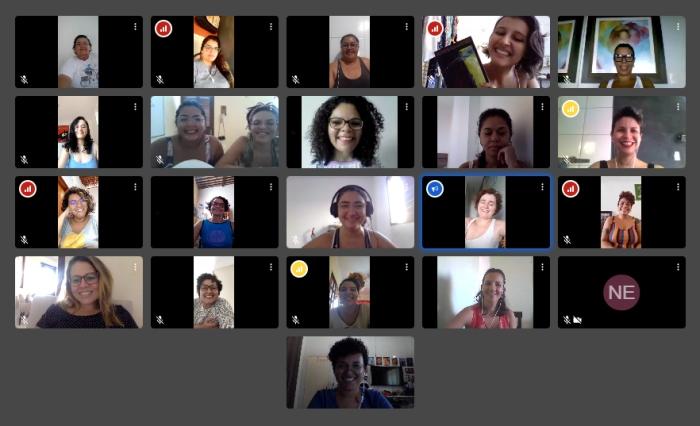 Grupo de estudos feministas - 09-04-20